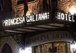 Hôtel Tolède - Princesa Galiana-1