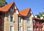 Hôtel Lanton - Estivel - Résidence Jardin Mauresque-1