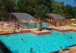 Camping avec Piscine couverte / chauffée Port-Vendres - Camping La Chapelle-1