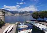 Location vacances Brenzone - Klimt's Mill overlooking Port-3