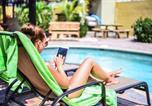Location vacances  Aruba - Aruba Tropic Apartments-1