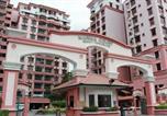 Location vacances Kota Kinabalu - Jack's Condoapartment @ Marina Court Resort Condominium-1