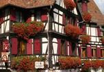 Hôtel Gare SNCF de Molsheim - Hôtel Restaurant Zum Schnogaloch-4