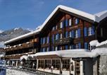 Hôtel Grindelwald - Jungfrau Lodge, Swiss Mountain Hotel-3