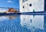 Location vacances Isla Mujeres - Casa Quintal - Cerca del mar-3