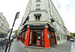 Hôtel Paris - Hotel De La Poste-1