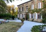 Hôtel Lasbordes - Les Terrisses-1