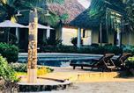 Hôtel Kiwengwa - Kiwengwa Bungalow Boutique Resort-4