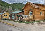 Location vacances Hot Springs - Historic Tiny Home - Just 4 Miles to Mt. Rushmore!-2