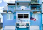 Hôtel Porto Rico - Nomada Urban Beach Hostel-1