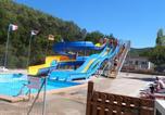 Camping avec Club enfants / Top famille Provence-Alpes-Côte d'Azur - Camping La Vidaresse  -2