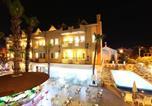 Location vacances Marmaris - Fidan Apart Hotel-4