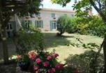 Hôtel Lesparre-Médoc - Clos des hirondelles-1