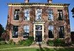 Location vacances Groningen - Bed and Breakfast Batenborg-1