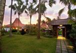 Villages vacances Ubud - Umajati Retreat-2