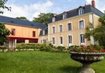 Hôtel Avon-les-Roches - A l'Ombre d'Azay-1