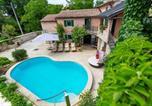 Location vacances Kanfanar - Authentic House Villa Albazora in Central Istria-3