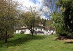 Hôtel La colline de Vézelay et la basilique Sainte-Madeleine  - Le Gîte du Beauvais-1