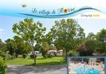 Camping avec Site nature La Chapelle-Hermier - Le Village De Florine-2
