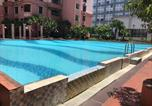 Location vacances Kota Kinabalu - Borneo Holiday @ Marina Court Condominium-2