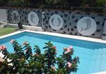 Hôtel Toluca - Hotel Jardin Villas Malinalco-1