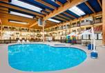 Hôtel Gillette - Ramada Plaza by Wyndham Gillette Conference Center-3