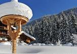 Location vacances Alpbach - Studio Schwarzenauer-4