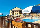 Location vacances Les Angles - Résidence Mille Soleils ***