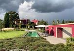 Hôtel Presqu'île de Giens - Villa Mercedes b&b-4