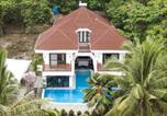 Location vacances Baclayon - The Whitehouse by the Sea-1