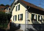 Location vacances Vogtsburg im Kaiserstuhl - Die Sprachpension - The Language Guesthouse-2