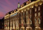 Hôtel 4 étoiles Bonnétage - Hotel Schweizerhof Bern & The Spa-1