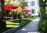 Hôtel Cannes - Villa Pruly Hotel Cannes Centre-2