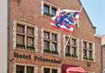 Hôtel 4 étoiles Bruges - Hotel Prinsenhof-3