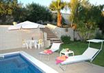 Location vacances Partinico - Biotique Villa with Pool in Trappeto-3