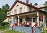 Hôtel Lake Placid - Brookside motor inn-1