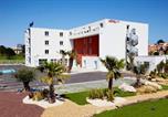 Hôtel Pollestres - Kyriad Perpignan Sud-3