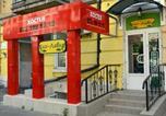 Hôtel Ukraine - Hostel Train Station-2
