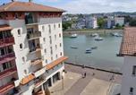 Location vacances Ciboure - Hegokoa - Appt vue Nivelle, plein centre, 4 personnes-1