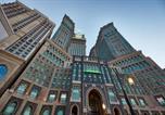 Hôtel Makkah - Pullman Zamzam Makkah-3