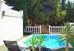 Location vacances Polop de Marina - Holiday Home Casa Nucia Hills-1