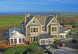 Hôtel Padstow - The Longcross Hotel And Gardens