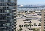 Location vacances Long Beach - Envitae 2br 2b Lux Steps To Convention Center-1