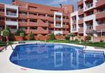 Nice apartment in Roquetas de Mar w/ Outdoor swimming pool, Wifi and Outdoor swimming pool