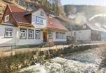 Location vacances Wildemann - Alluring Holiday Home in Wildemann with Private Terrace-1