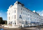 Hôtel Folkestone - Best Western Clifton Hotel