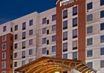 Hôtel Indianapolis - Staybridge Suites Indianapolis Downtown-Convention Center