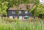 Location vacances Sittingbourne - Great Higham Oast and Cottages-1