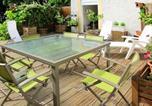 Location vacances Seignosse - Holiday Home Saubion - Aes100-2
