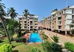 Location vacances Candolim - Amazing Pool View Candolim Goa 2bhk Apartment By Stay Over Home-3